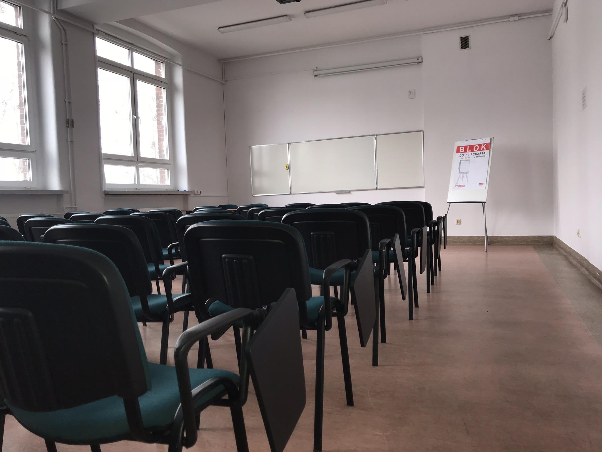 Sala na szkolenia i konferencje