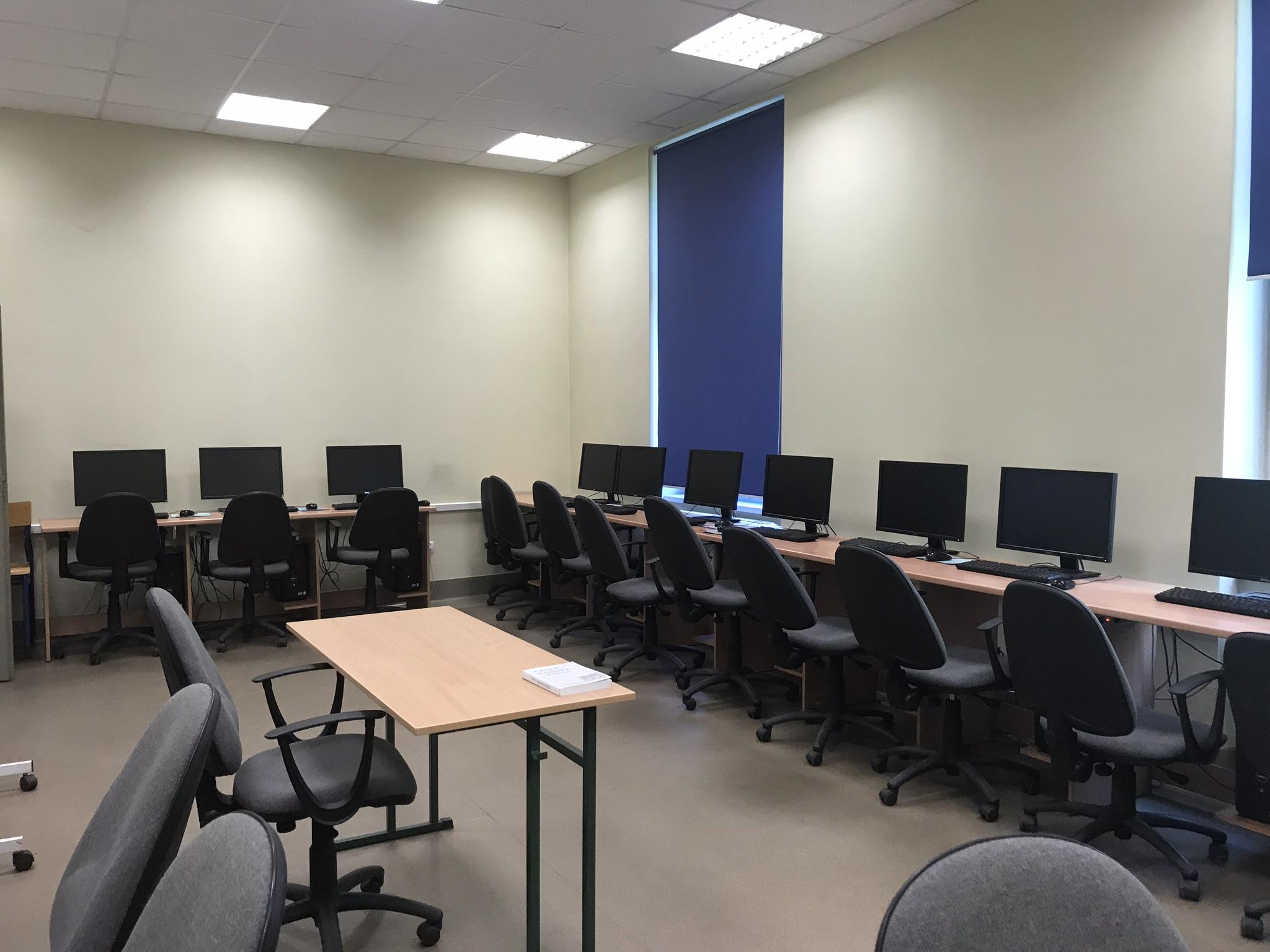 Sala komputerowa Kłodzko