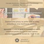 Praca w Synergy Trainings