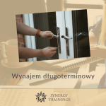 Wynajem długoterminowy Synergy Trainings