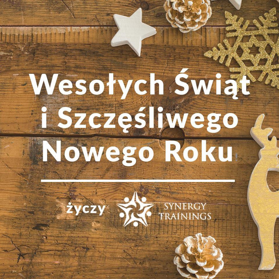 Życzenia z okazji świąt i nowego 2019 roku