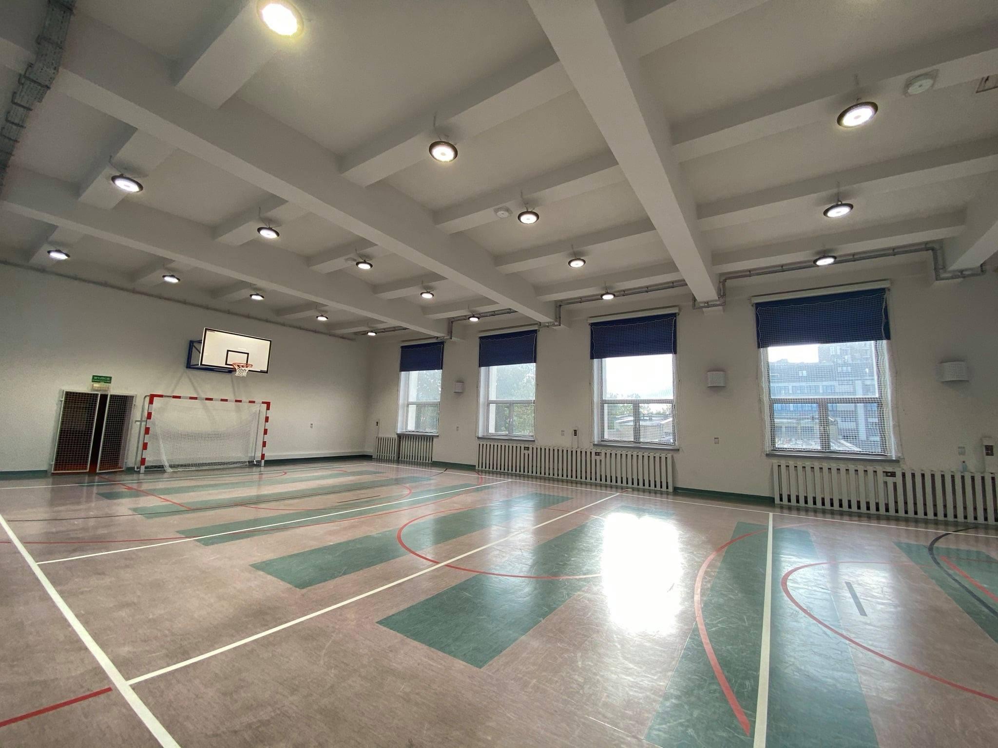 Sala do koszykówki